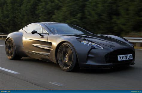 AUSmotive.com » Aston's One-77 development is up to speed