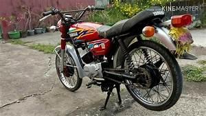 Yamaha Rs100 Modified Philippines