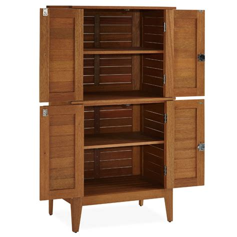 home storage cabinets with doors home styles montego bay 4 door multi purpose storage