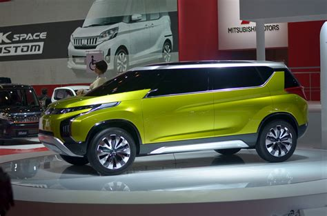 Tokyo 2018 Mitsubishi Concept Ar Previews New Mpv Paul