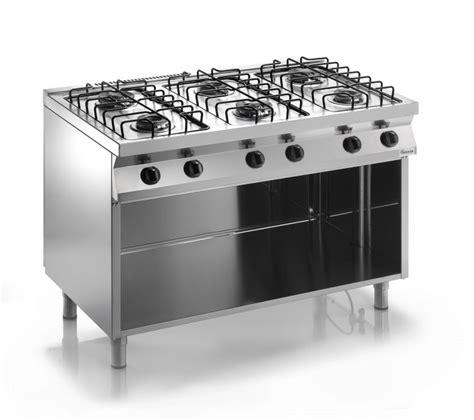 Casta Cucine by Cucina A Gas A 6 Fuochi S7 Fug6ba Casta