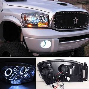 2008 Dodge Ram 2500 Light Bulb Spyder 2006 2008 Dodge Ram 1500 Headlights