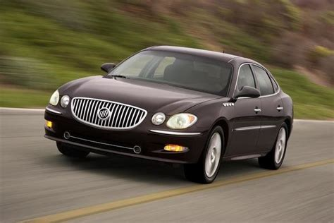2008 Buick Lacrosse Reviews by 2008 Buick Lacrosse Car Review Top Speed