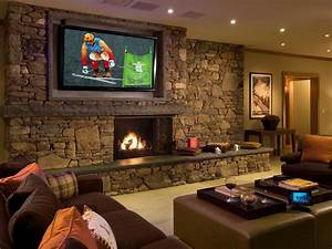 Home Theater Lighting Ideas: Pictures, Options, Tips