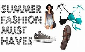 Must Haves Sommer 2015 : summer fashion must haves hairspray and high heels ~ Eleganceandgraceweddings.com Haus und Dekorationen
