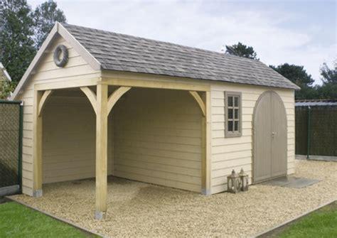 Abri De Jardin En Bois Ou Cottage Chez Megaabris