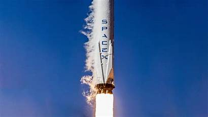 Spacex 4k Launch Iridium Wallpapers Backgrounds Space