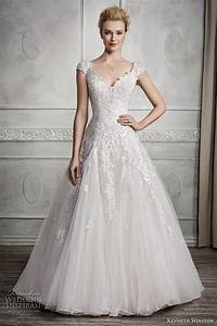 kenneth winston fall 2016 wedding dresses wedding inspirasi With winston wedding dresses