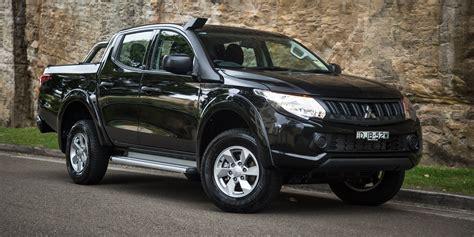 Review Mitsubishi Triton by 2016 Mitsubishi Triton Glx Review Term Report One