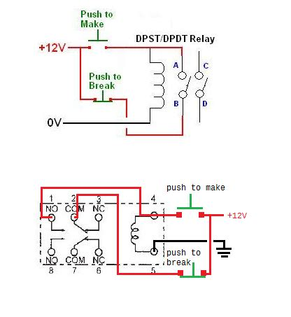 Wiring Help With Practice Common Relay