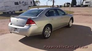 2007 Chevrolet Impala Ss 4dr