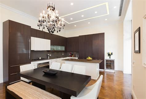 50 High End Dark Wood Kitchens (Photos)   Designing Idea