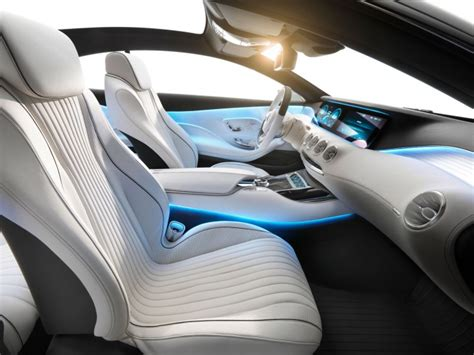 future mercedes interior mercedes benz concept s class coupé car body design