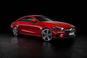 Mercedes Cls 2018 : new 2018 mercedes benz cls revealed in la motoring research ~ Melissatoandfro.com Idées de Décoration