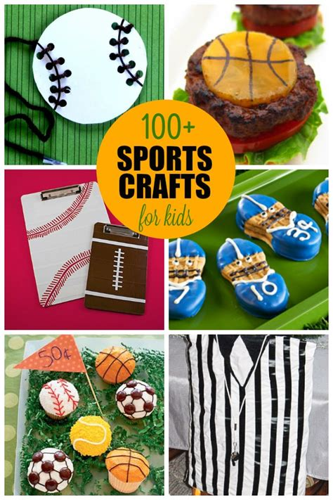 sports crafts  kids  ages including preschool