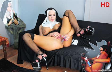 Nikki Sexx As Nun Inside The Satanic Convent Xxx Horror