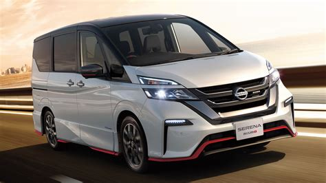 Nissan Serena Modification by Nissan Serena Nismo Goes On Sale In Japan Gets Nismo