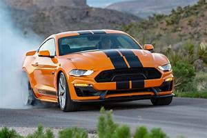 This 600-horsepower 2019 Shelby GT-S Mustang is the ultimate rental car