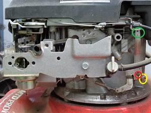 Honda Gcv160 Mower