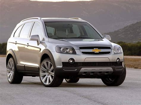 chevrolet captiva modified chevrolet captiva workshop owners manual free download