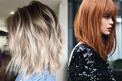 Ombré Hair Blond Polaire Top 5 Des Colorations En 2018 Bleu Libellule