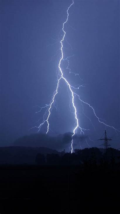 Iphone Wallpapers Backgrounds Thunderstorm
