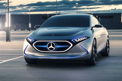 Mercedes New Cars by Mercedes To Launch 10 All Electric Models By 2022 Auto