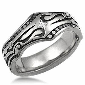 17 best images about tattoo on pinterest tribal cross With mens tribal wedding rings