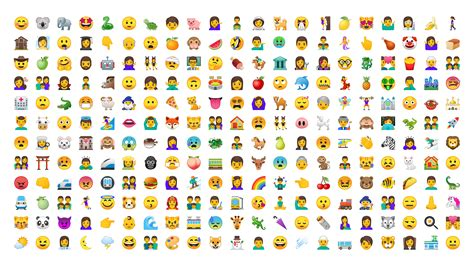 redesigning android emoji google design medium
