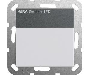 gira sensotec led gira sensotec led system 55 ab 106 58 preisvergleich