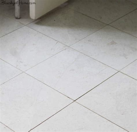 How To Clean Floor Grout In Bathroom by Best Way To Clean Grout Without Breaking Your Back