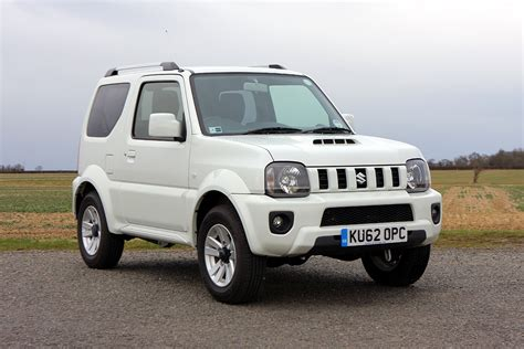 Jimny Suzuki by Suzuki Jimny Estate Review 1998 Parkers
