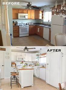 before and after kitchen makeovers 640