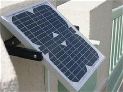 motorisation portail solaire motorisation int 233 gr 233 e et solaire pour portails