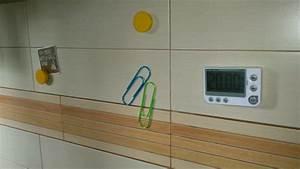 Fliesenspiegel In Der Küche : magnetischer fliesenspiegel in der k che der oho effekt ~ Markanthonyermac.com Haus und Dekorationen