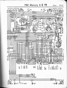 Mercury Wiring Harnes Diagram by Mercury Wiring Diagrams The Car Manual Project