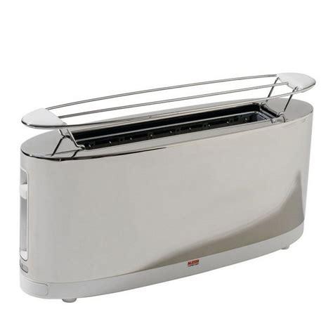 toaster mit integriertem brötchenaufsatz alessi alessi toaster mit br 246 tchenaufsatz edelstahl kaufen otto