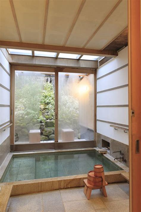 minimalist japanese bathroom  zen elements house