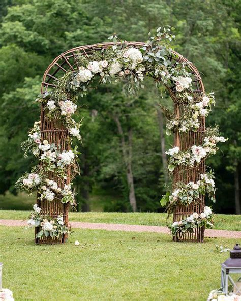 Garden Decoration Wedding by 13 Dreamy Garden Wedding Ideas Martha Stewart Weddings