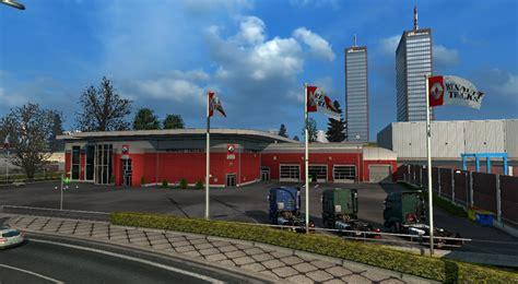 Euro Truck Simulator 2 Truck Dealers