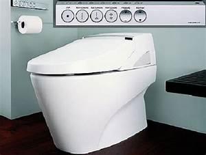 Bidet Toilette Kombination : 3 benefits of installing bidet toilet combo ~ Michelbontemps.com Haus und Dekorationen
