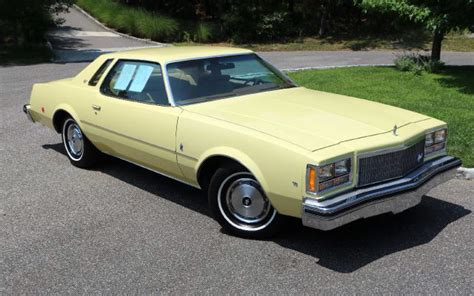 1976 Buick Regal For Sale by 1976 Buick Regal 585 Original