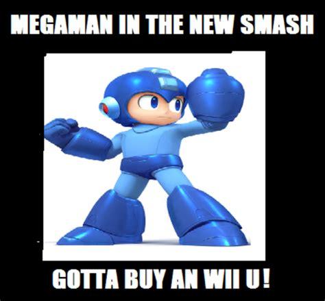Megaman Memes - megaman in ssb4 know your meme