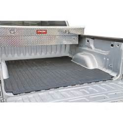 dee zee heavyweight truck bed mat for silverado sierra