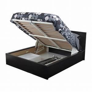 Lit Chez Ikea : un lit coffre ikea est il une bonne affaire mon lit coffre ~ Teatrodelosmanantiales.com Idées de Décoration