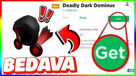 Roblox Codes 2019 Dominus Deadly Dark Dominus 2019 Chilangomadrid Com