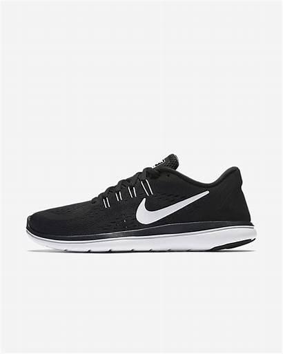 Nike Flex Rn Running Shoe Grey Dames