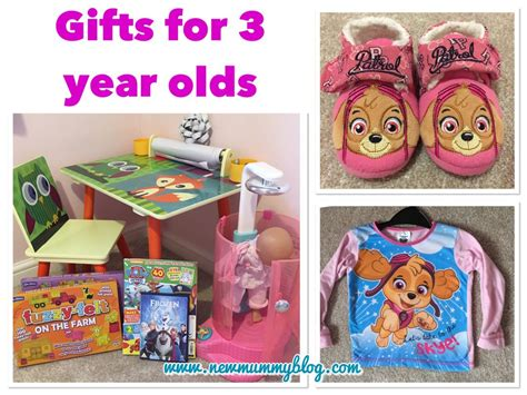 Gifts For A 3 Year Old  Toddler H's 3rd Birthday