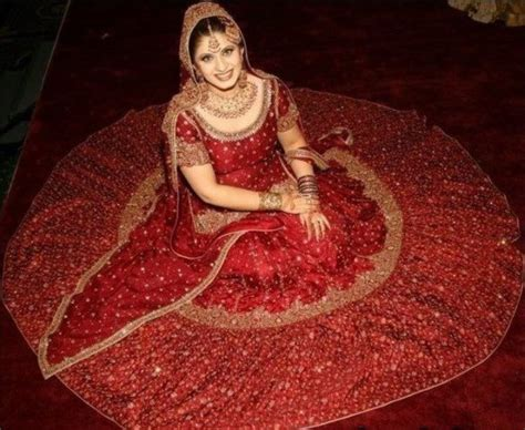 Pakistani Bridal Lehenga Dresses Designs Styles 2018-2019