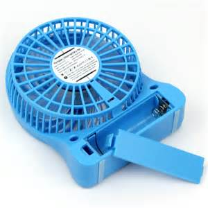 battery operated personal fan 140mm electric mini portable pc usb battery operated